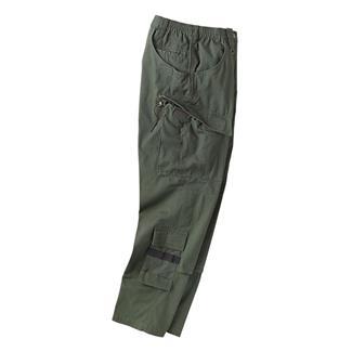 Woolrich Elite Lightweight Operator Pants OD Green