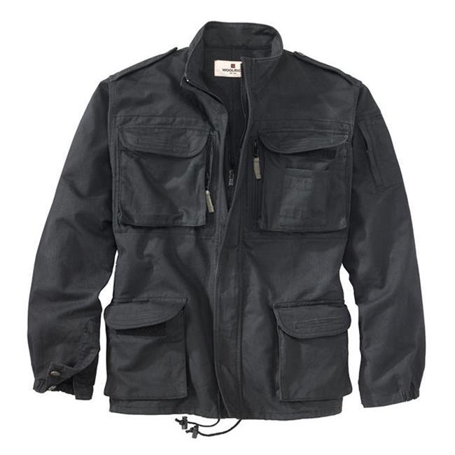 Woolrich Elite Algerian Jacket Black