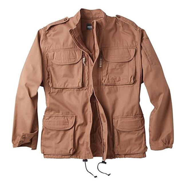 Woolrich Elite Algerian Jacket Brown