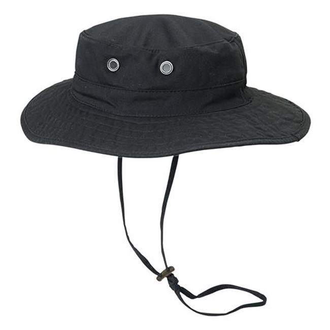 Woolrich Elite Boonie Hat Black