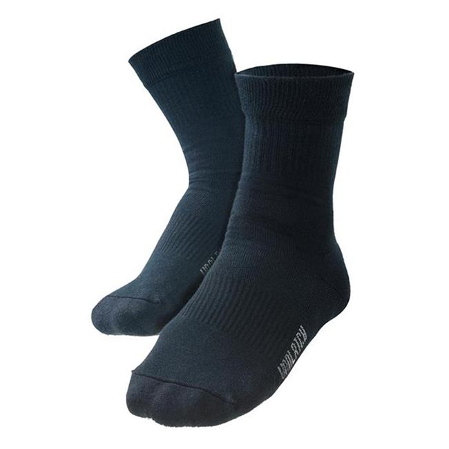 Woolrich Elite X-Static Crew Socks Black
