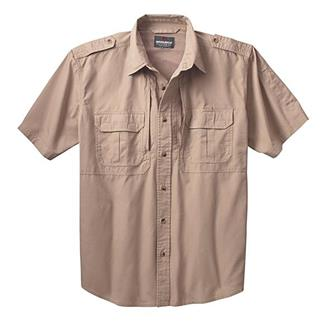 Woolrich Elite Short Sleeve Shirt Khaki