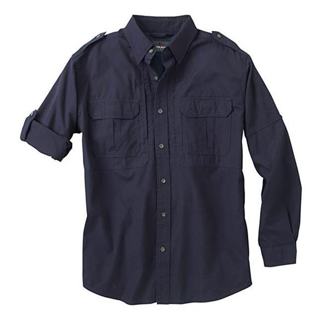 Woolrich Elite Long Sleeve Shirt Navy