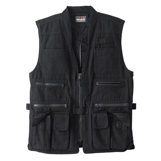 Woolrich Elite Tactical Vest Black