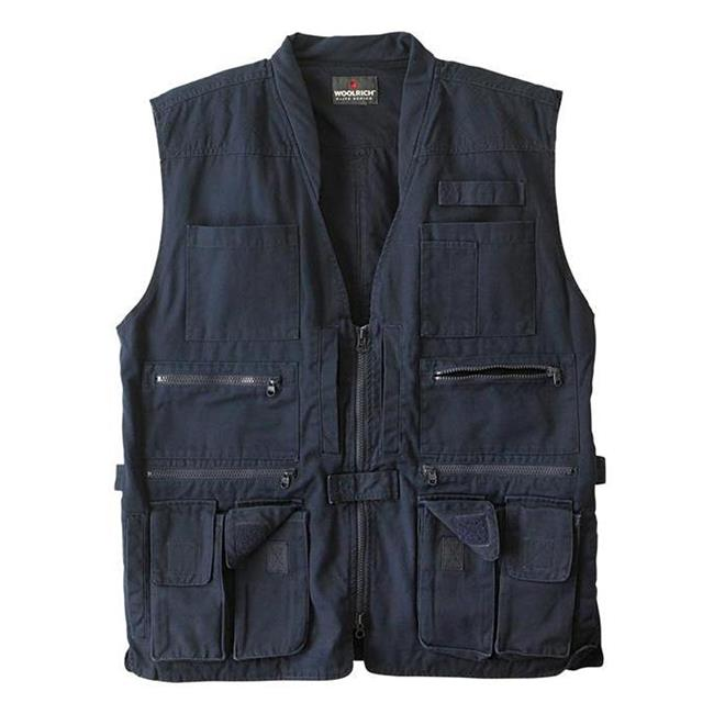 Woolrich Elite Tactical Vest Navy