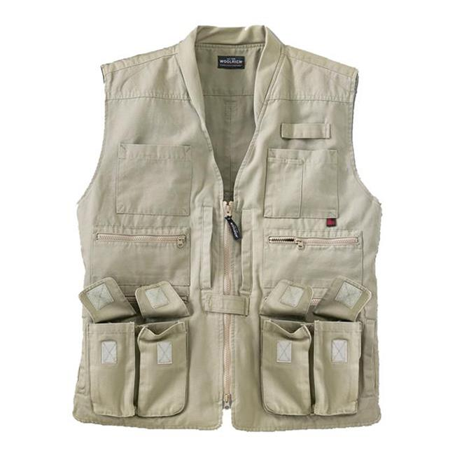 Woolrich Elite Tactical Vest Khaki