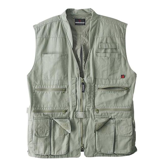 Woolrich Elite Tactical Vest Sage Green