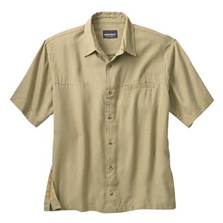 Woolrich Elite CCW Short Sleeve Shirt Sand