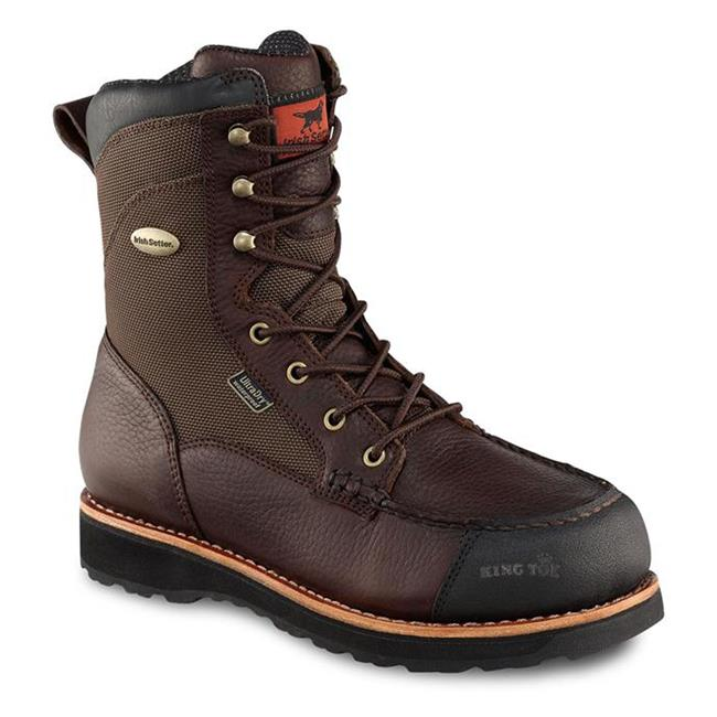 Irish Setter DSS King Toe WP Brown