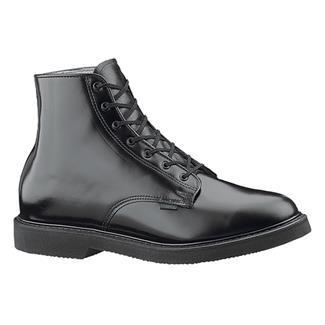 Bates Lites Leather Lace Up Chukka Black
