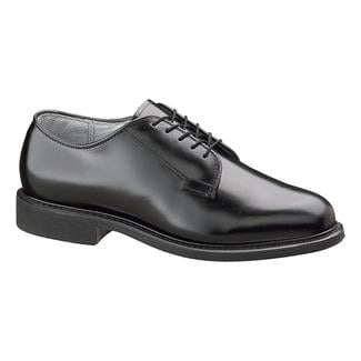 Bates Leather Uniform Oxford Black