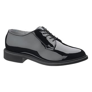 Bates High Gloss Uniform Oxford Black
