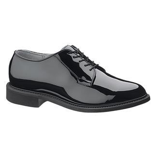 Bates High Gloss Uniform Oxford Black