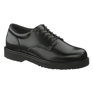 Bates High Shine Duty Oxford Black