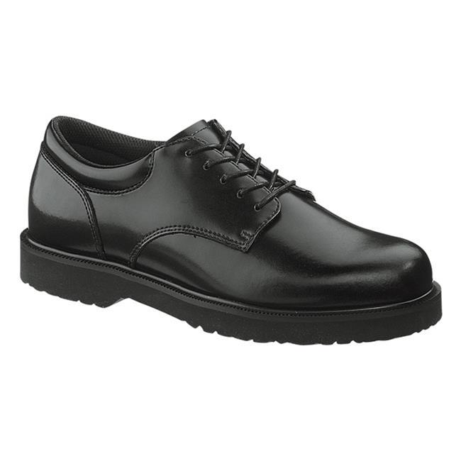 Bates High Shine Duty Oxford Black