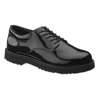 Bates High Gloss Duty Oxford Black