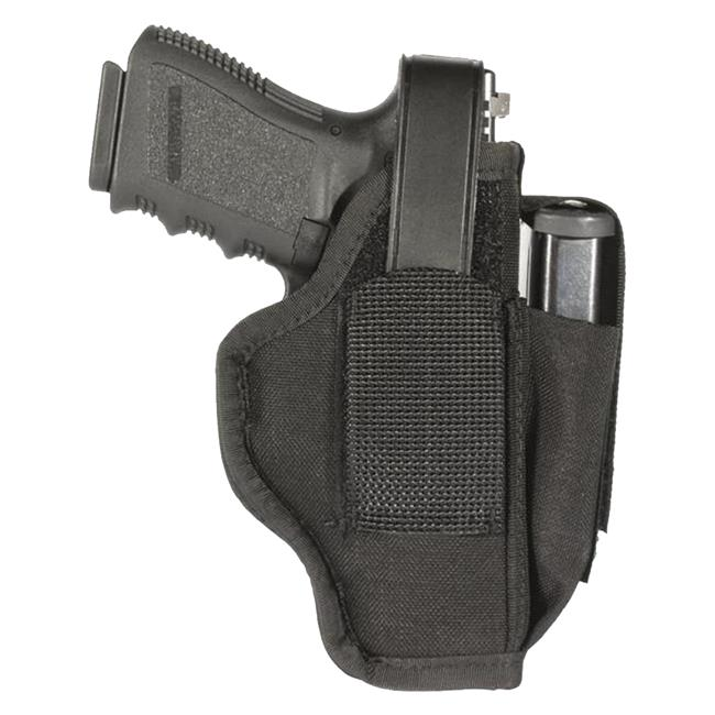 Blackhawk Multi Use Holster With Mag Pouches Black