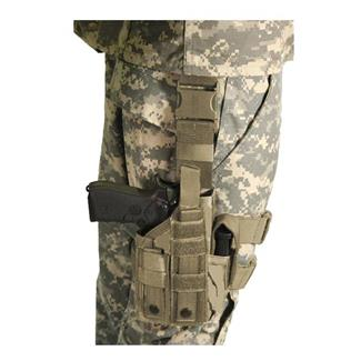 Blackhawk Omega 6 Universal Modular Light Holster Coyote Tan