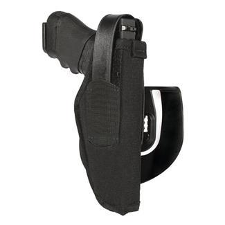 Blackhawk Nylon Paddle Holster Black
