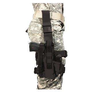Blackhawk Omega 6 Elite Holster Black