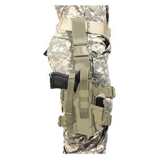Blackhawk Omega 6 Elite Holster Coyote Tan