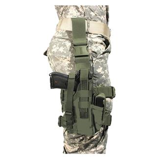 Blackhawk Omega 6 Elite Holster Olive Drab