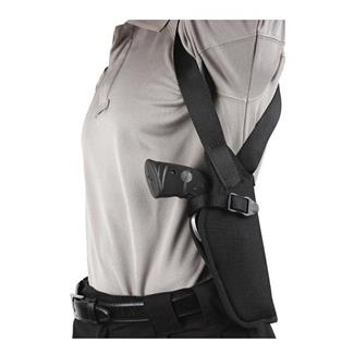Blackhawk Vertical Shoulder Holster Black