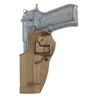 Blackhawk Serpa CQC Concealment Holster Matte Coyote Tan