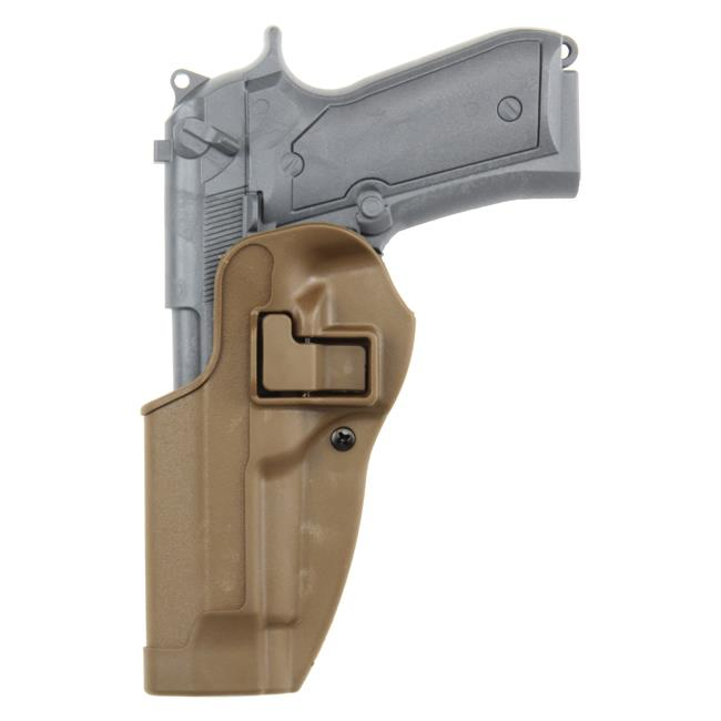 Blackhawk SERPA Level 2 Holster Matte Coyote Tan