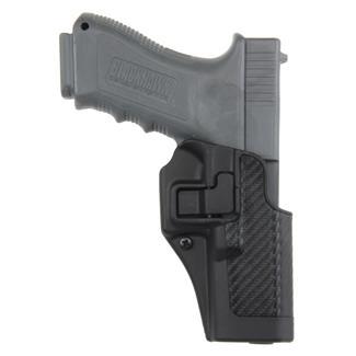 Blackhawk Serpa CQC Concealment Holster Black Carbon Fiber