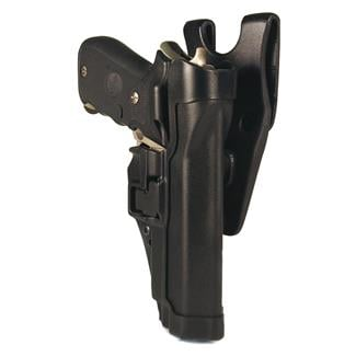 Blackhawk SERPA Level 2 Duty Holster Matte Black