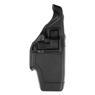 Blackhawk TASER X-26 SERPA Duty Holster Matte Black