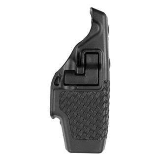 Blackhawk TASER X-26 SERPA Duty Holster Basket Weave Black