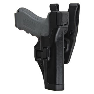Blackhawk SERPA Level 3 Duty Holster Plain Black Plain Black
