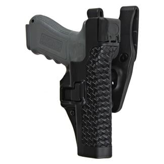 Blackhawk SERPA Level 3 Duty Holster Black Basket Weave