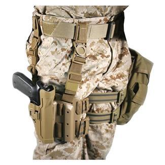 Blackhawk SERPA Level 2 Tactical Holster Matte Coyote Tan