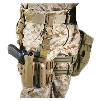 Blackhawk SERPA Level 2 Tactical Holster Matte Coyote Tan