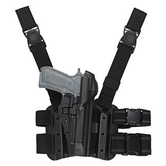 Blackhawk SERPA Level 3 Tactical Holster Black Matte