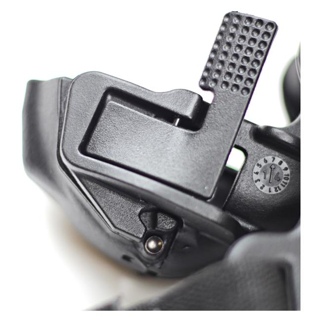 Blackhawk SERPA Level 3 Tactical Holster Matte Black