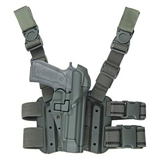 Blackhawk SERPA Level 3 Tactical Holster Matte Foliage Green
