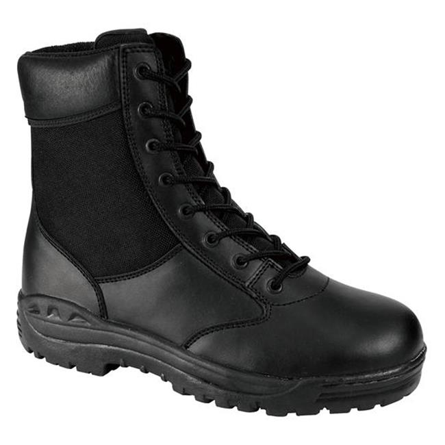 """Rothco 8"""" Forced Entry Tactical Black"""
