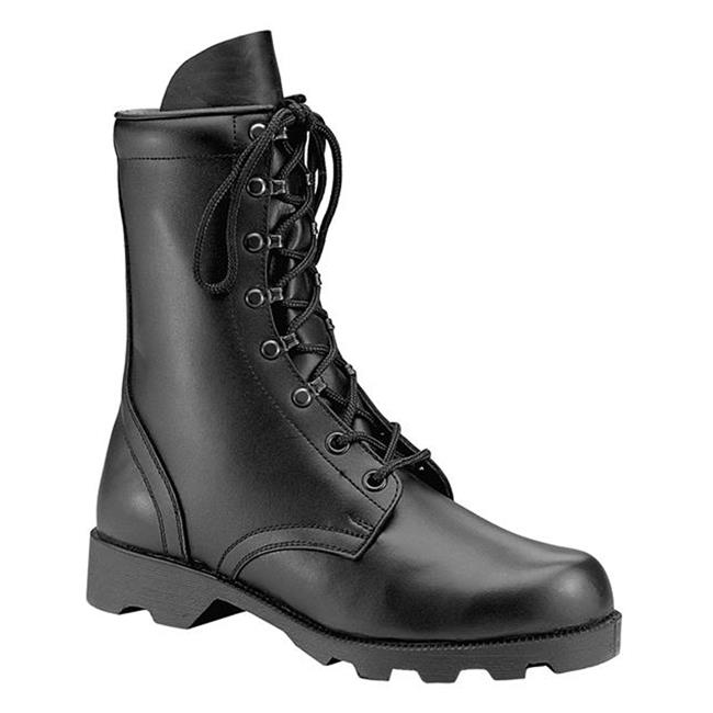 Rothco Leather Speedlace Combat Black