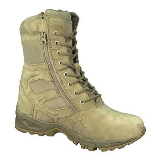"Rothco 8"" Forced Entry ""Deployment"" SZ Desert Tan"