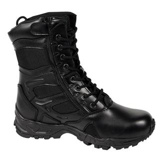 """Rothco 8"""" Forced Entry """"Deployment"""" SZ Black"""