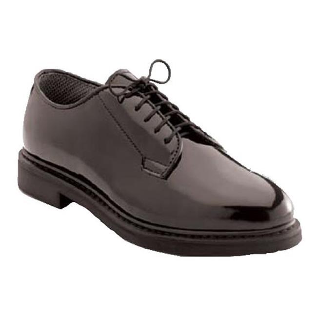 Rothco Hi-Gloss Lightweight Oxfords Black