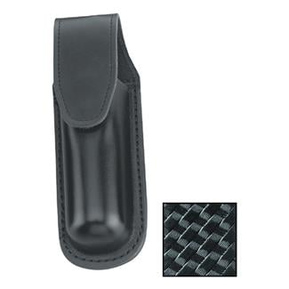 Gould & Goodrich K-Force Aerosol Case MK III with Hidden Snap Basket Weave Black