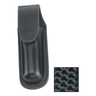 Gould & Goodrich K-Force Aerosol Case MK III with Hidden Snap Black Basket Weave