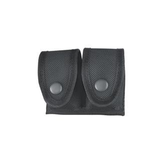 Gould & Goodrich Ballistic Nylon Speedloader Case Black Nylon