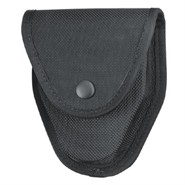 Gould & Goodrich Ballistic Nylon ASP and Hiatt Handcuff Case Nylon Black