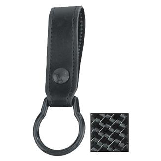 Gould & Goodrich K-Force Flashlight Holder C Basket Weave Black
